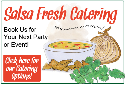 Salsa Fresh Catering Raleigh, Morrisville